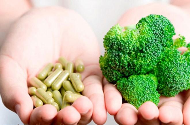 Khác biệt giữa thực phẩm chức năng và thực phẩm