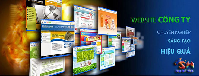 Thiết Kế Website Giới Thiệu Doanh Nghiệp – Công Ty Chuyên Nghiệp