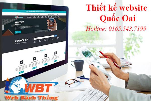 Thiết Kế Website Tại Quốc Oai