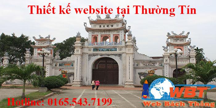 Thiết Kế Website Tại Thường Tín