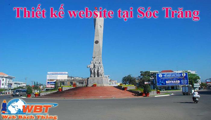 Thiết Kế Website Tại Sóc Trăng