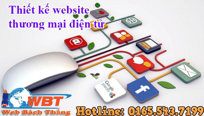 thiết kế website thương mai điện tử