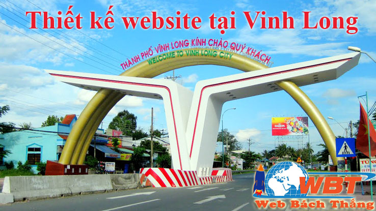 thiết kế website tại vinh long