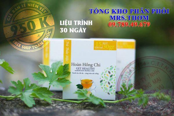 Hoan Hong Chi Tang Can Lieu Trinh 30 Ngay