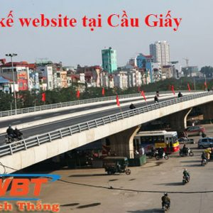 Thiết Kế Website Tại Cầu Giấy