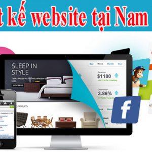 Thiết Kế Website Tại Nam Định Chuyên Nghiệp