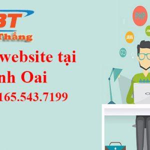 Thiết Kế Website Tại Thanh Oai