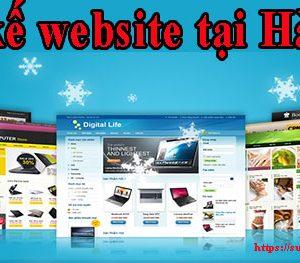 Thiết Kế Website Tại Hà Tĩnh Chuẩn Seo