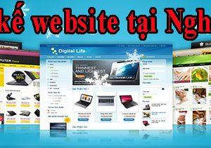 Thiết Kế Website Tại Nghệ An Chất Lượng