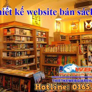 Thiết Kế Website Bán Sách