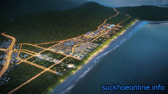 Phối Cảnh Dự án Biệt Thự 6 Miles Coast