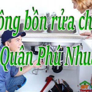 Thông Bồn Rửa Chén Tại Quận Phú Nhuận Giá Rẻ, Uy Tín, Triệt để BT Online