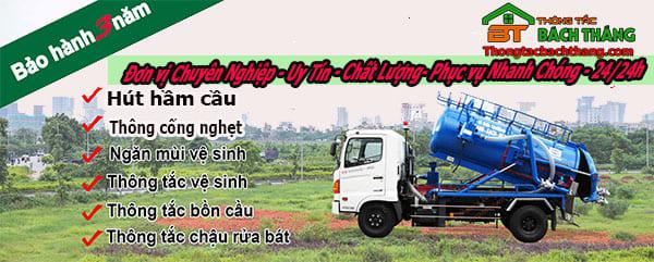 dịch vụ thông bồn cầu tại xã an thới đông huyện cần giờ BT online