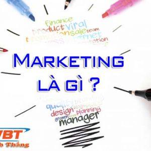 Marketing Là Gì