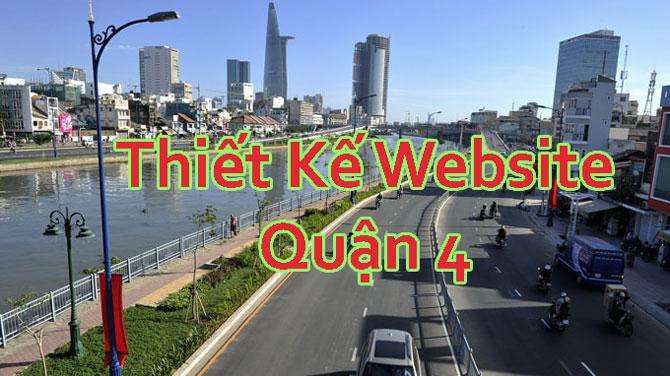 Thiết Kế Website Quận 4 Uy Tín, Chất Lượng Hàng đầu Việt Nam