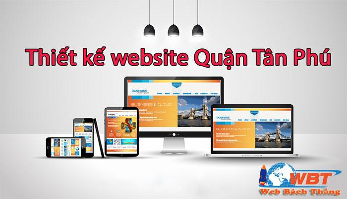Thiết kế website Quận Tân Phú